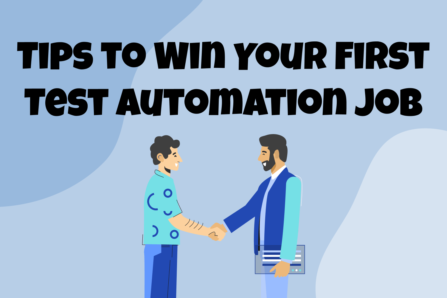 Tips to Win Your First Test Automation Job